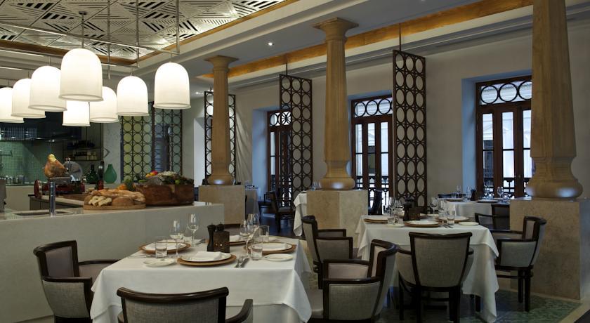 Dining2 in Hotel Grand Hyatt Goa