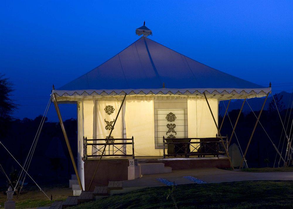 Tent in Green House Resort Pushkar
