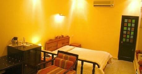 Tower rooms in Heritage Inn, Jaisalmer