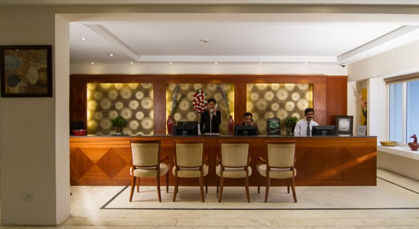 Reception in Accord-Highland-Hotel-Ooty