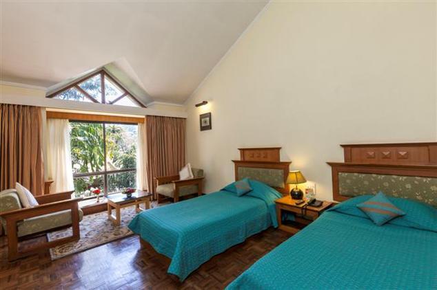 Deluxe in Hilltone Hotel, Mount Abu