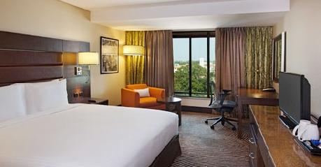 1 King Bed Deluxe Room in Hilton Garden Inn Trivandrum