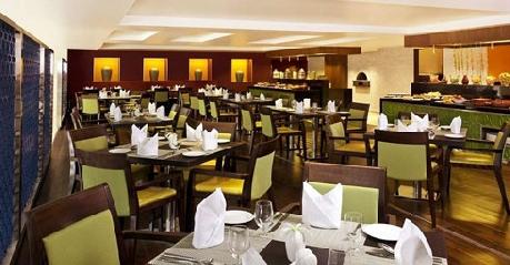Dining in Hilton Garden Inn Trivandrum