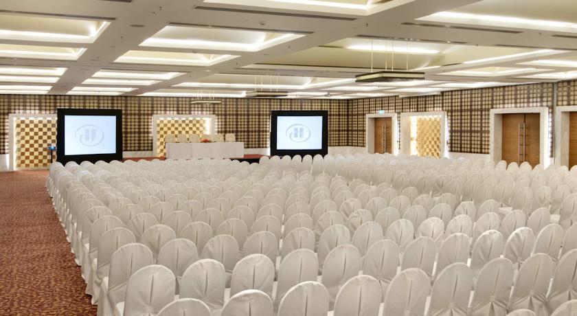 Meeting in Hotel Piccadily Janakpuri