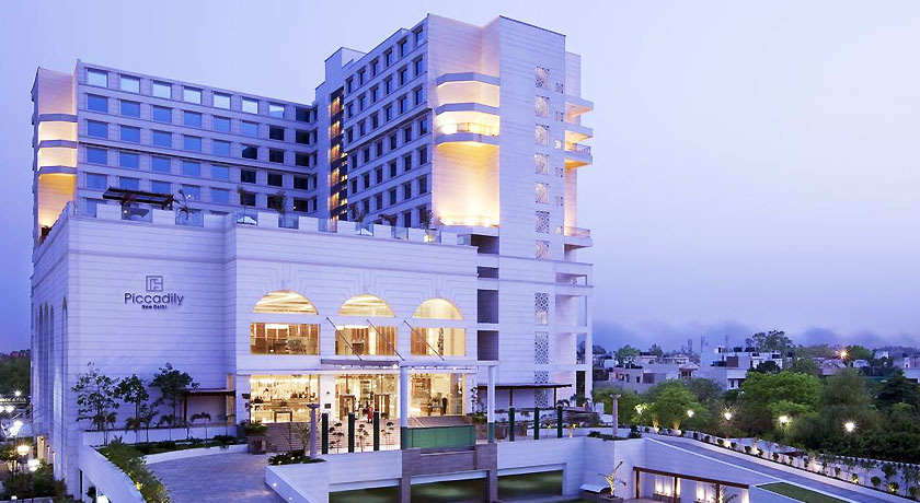 Hotel Piccadily Janakpuri
