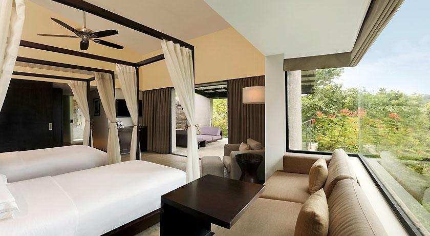 TWIN SPA VILLA in Hilton Shillim Estate Retreat & Spa Pune