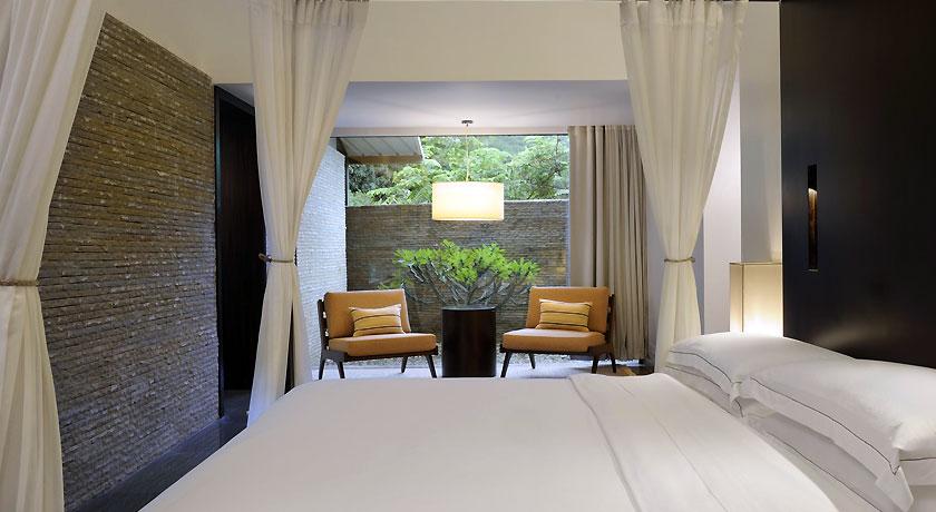 KING SPA VILLA in Hilton Shillim Estate Retreat & Spa Pune