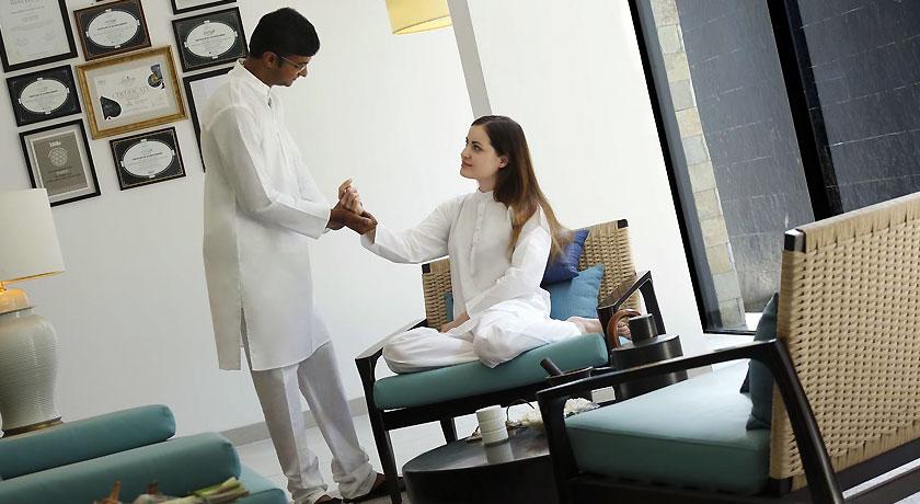 Spa3 in Hilton Shillim Estate Retreat & Spa Pune
