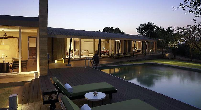 Luxury Pool in Hilton Shillim Estate Retreat & Spa Pune