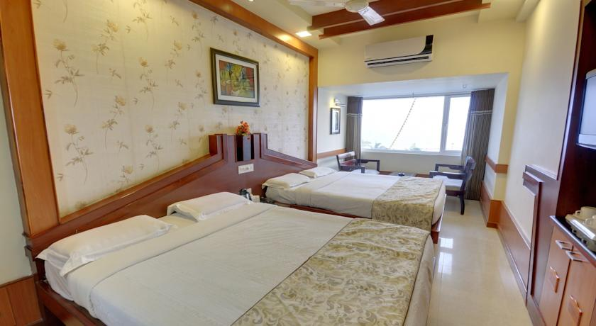 Family Rooms in Holiday Resort