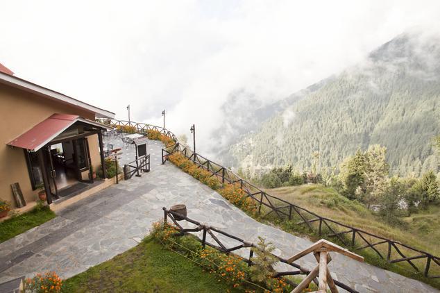 Resort in Hotel Aamod