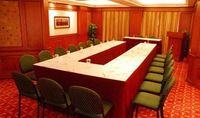 Meeting in Hotel Alankar Grande