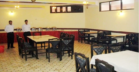 Dining in Hotel Ashiyana Continental Mussoorie