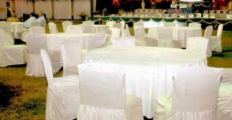 Dining in Hotel Ashray