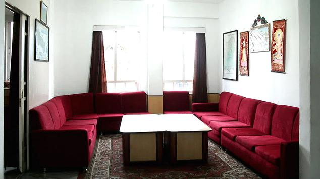 Guest Room in Hotel Asian Heights
