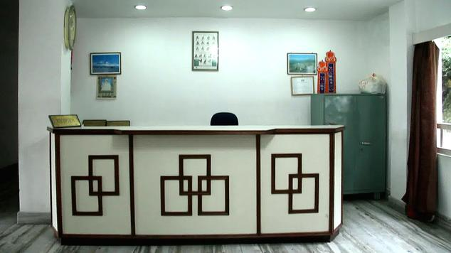 Reception in Hotel Asian Heights