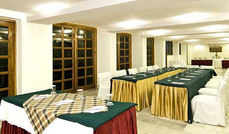 Meeting2 in Hotel Atithi Agra