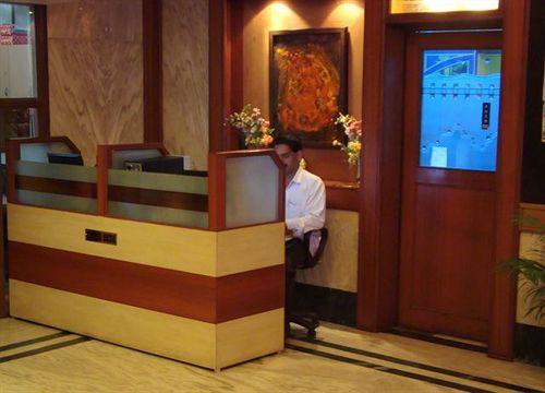 Reception2 in Hotel Bangalore Gate
