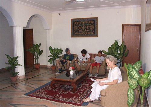 Guest Room in Hotel Buddha, Varanasi
