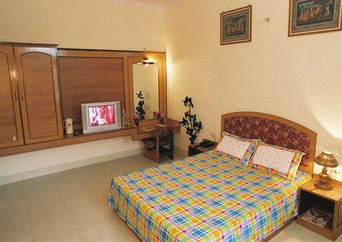 Family Room in Hotel Buddha, Varanasi