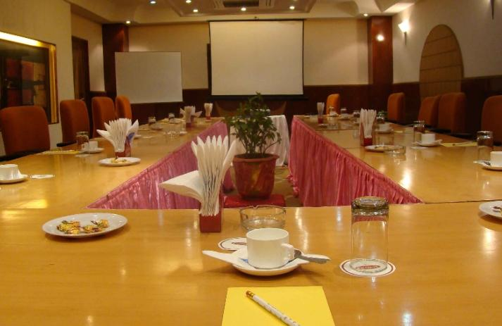 Meeting Room in Hotel Celebrity Boutique