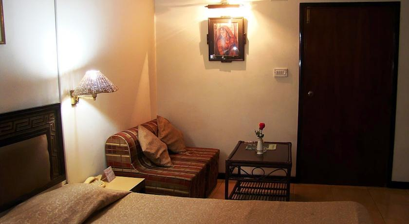 Suite in Hotel Central, Gangtok