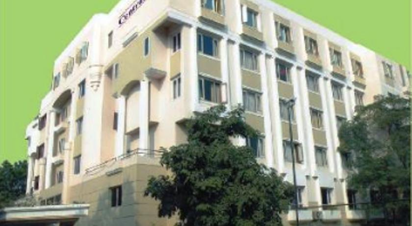 Hotel Central Park In Gwalior