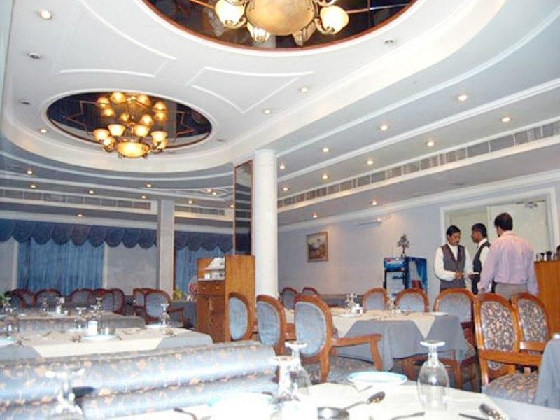 Dining in Hotel Central Park In Gwalior