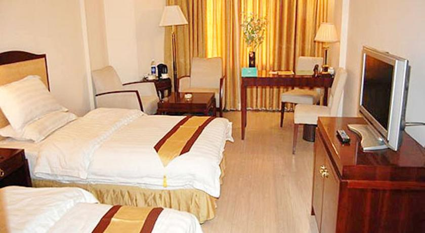 Executive Club Lounge in Hotel Central Park In Gwalior