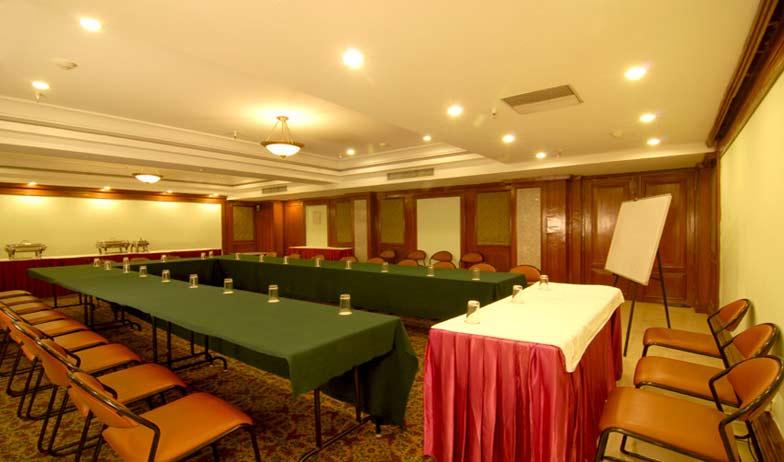 Meeting in Hotel Chanakya Patna