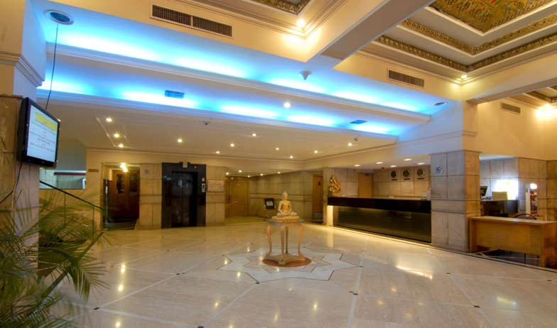 Reception in Hotel Chanakya Patna