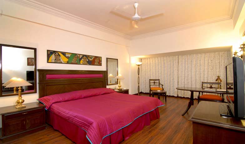 Standard Rooms in Hotel Chanakya Patna