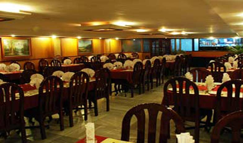Dining in Hotel City Tower