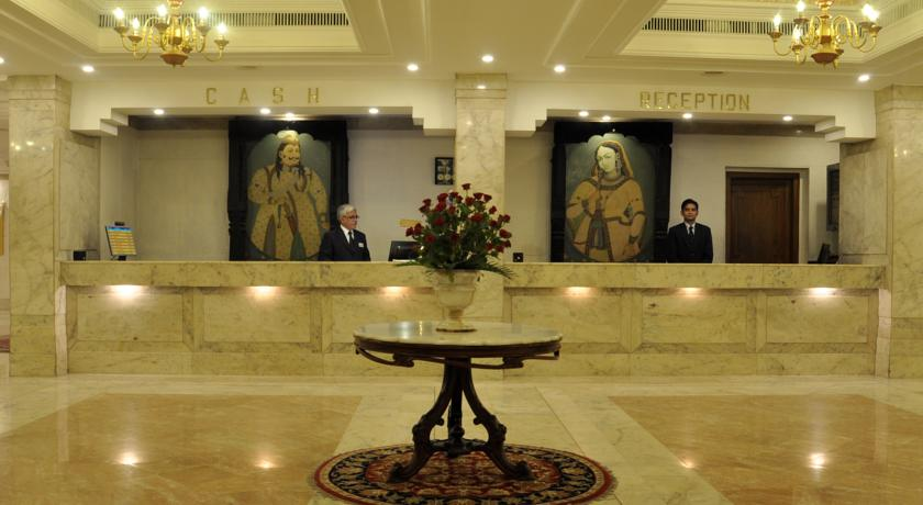 Reception in Hotel Clarks Avadh, Lucknow