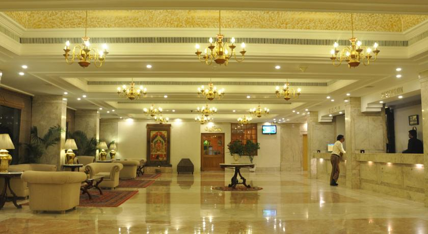 Reception2 in Hotel Clarks Avadh, Lucknow