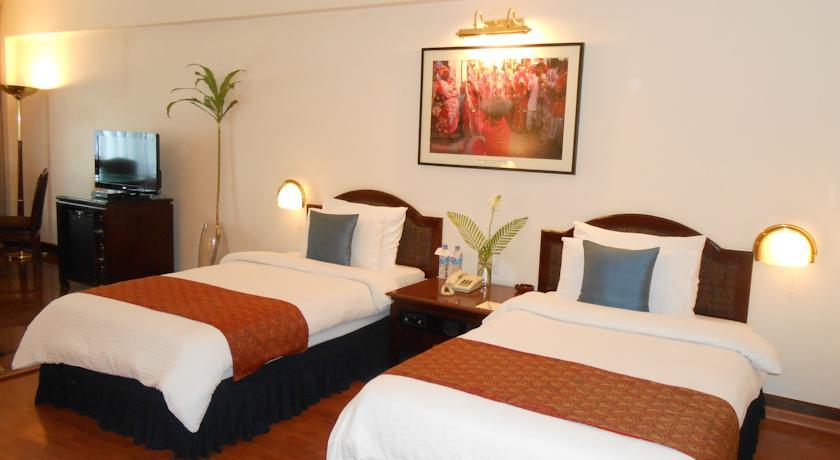 Deluxe Rooms in Hotel Clarks, Varanasi