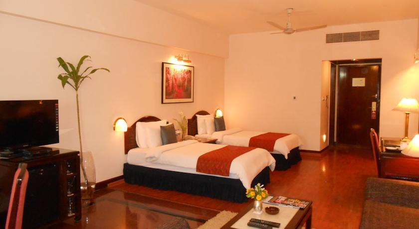 Super Deluxe in Hotel Clarks, Varanasi