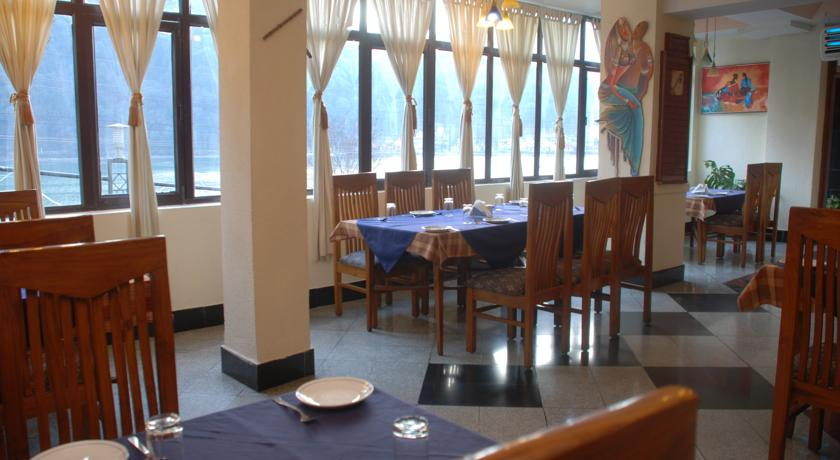 Dining in Classic The Mall Nainital