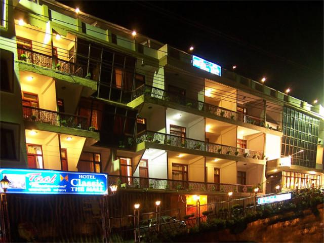 Cottages in Classic The Mall Nainital