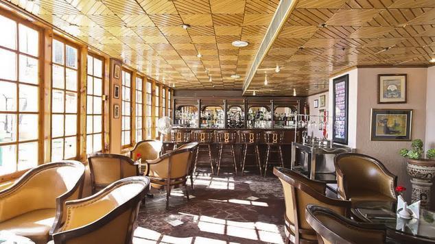 Bar in Hotel Combermere, Shimla