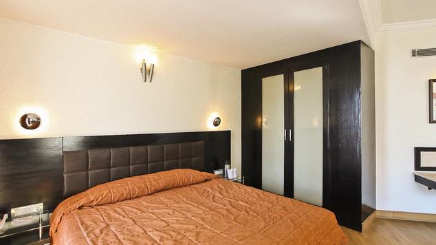 Deluxe in Hotel Combermere, Shimla
