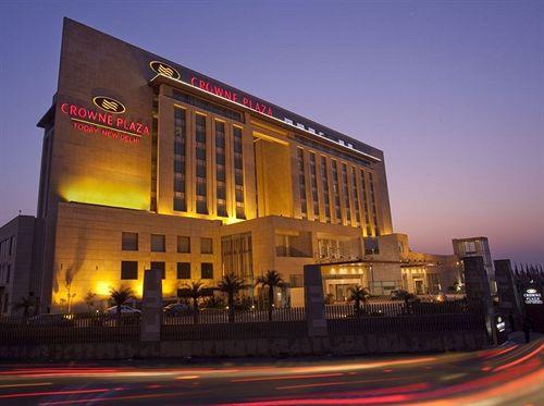 Hotel Crowne Plaza Okhla New Delhi