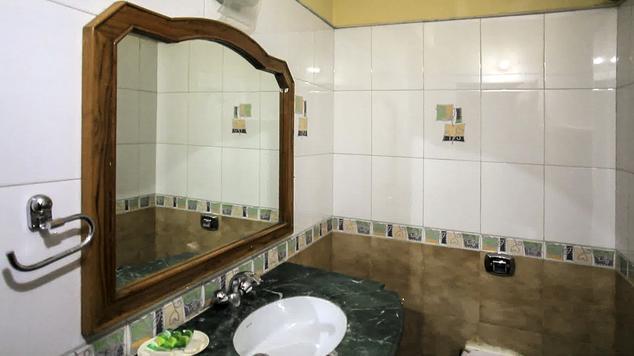 Bathroom in Hotel Dalhousie Heights