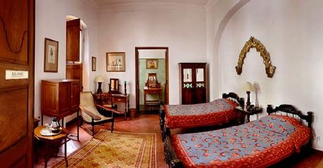 Grand Rooms in Hotel De L'Orient Pondicherry