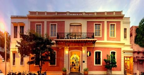 Hotel De L'Orient Pondicherry