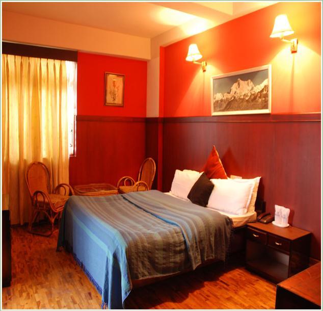 Super Deluxe Room in Hotel Delamere