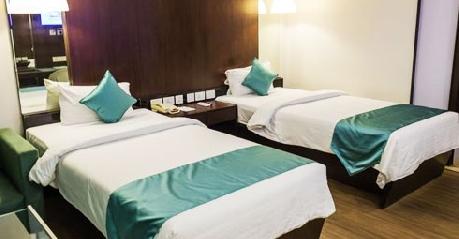 Deluxe in Hotel Dunes, Cochin