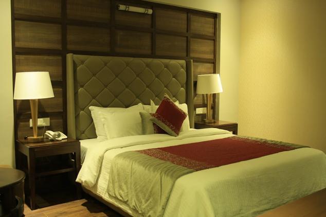 Deluxe in Hotel Earls Court