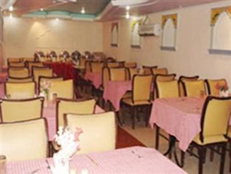 Dining in Hotel Embassy