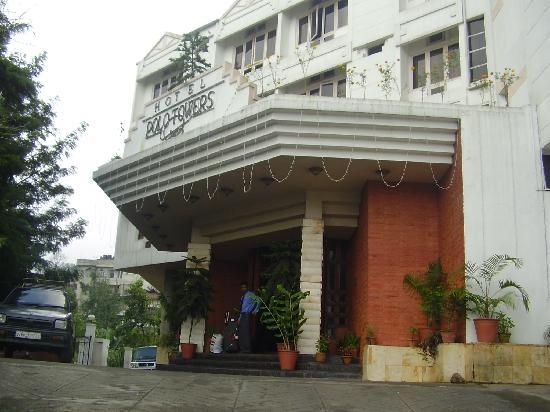 Hotel Polo Towers In Shillong Indian Holiday